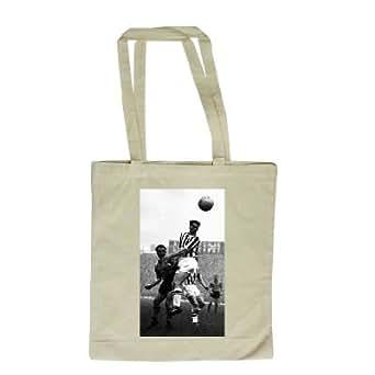 Bobby Robson - Long Handled Shopping Bag