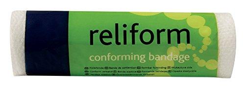 Reliance Medical 400x 5cm bianco Reliform conforme Bandage, confezione da