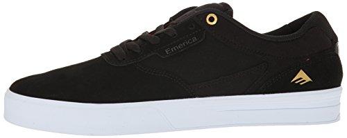 Herren Skateschuh Emerica Empire G6 Skateschuhe Schwarz