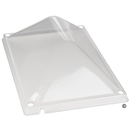 RentACoop Küken Aufzuchtbox Heizplatte decken 60 x 40 cm - eine sichere Alternative zur Glühbirne Wärmelampe
