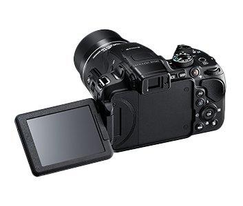 Nikon Coolpix B700 Digital Camera (Black)
