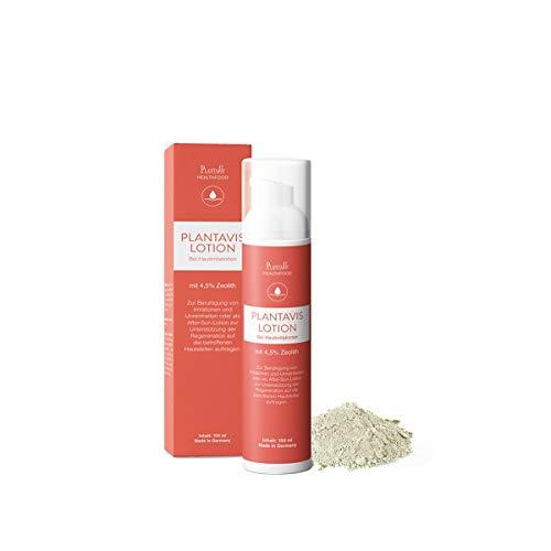 PlantaVis® Lotion mit 4,5% Zeolith| bei Hautirritationen | Pflege der Haut/After Sun