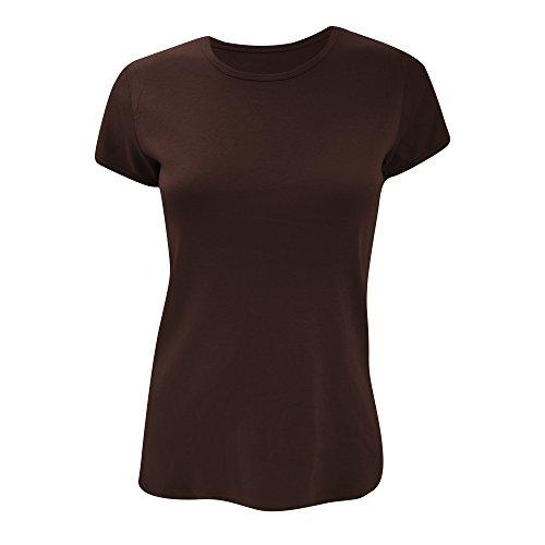 Bella - Maglietta Maniche Corte - Donna Blu reale acceso