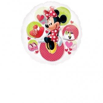 Amscan 26Folie Ballon Minnie siehe durch Party Zubehör