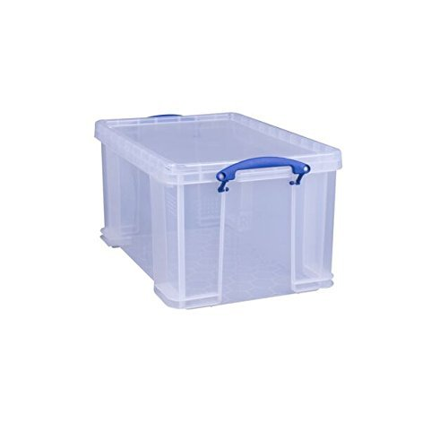 Really Useful Box 3 x 48 Liter - 600 x 400 x 315 mm - transparent - Box