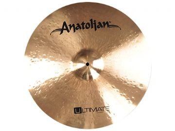 ANATOLIAN CYMBALS AUS22HRDE Opiniones PLATO 22 ULTIMATE HEAVY RIDE BRILLANT  COLOR DORADO