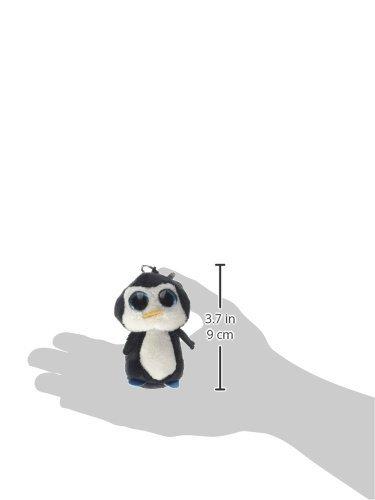 Imagen principal de Ty Beanie Boos 36505 Waddles - Llavero clip con pingüino de peluche