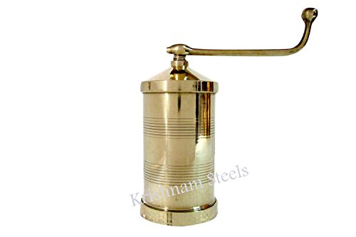 KRISHNAM STEELS Sev/ Bhujia maker Brass  available at amazon for Rs.600