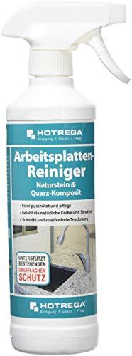 HOTREGA Arbeitsplatten Reiniger Naturstein & Quarz Komposit 500 ml