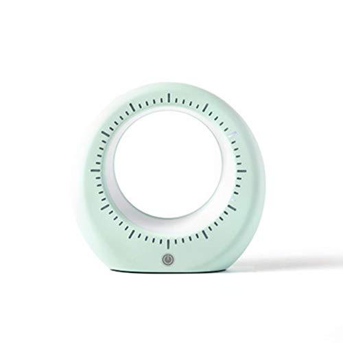 Temps De Charge USB Avec La Lampe De Table Décorative Simple Nuit De Première Nuit (Couleur : Vert)
