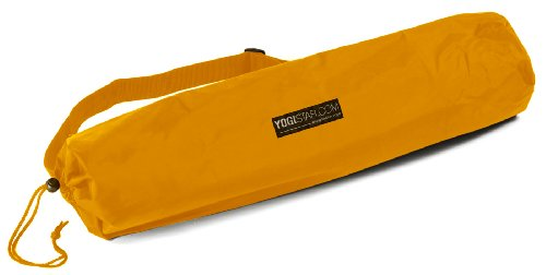 Yogistar Yogatasche Yogibag Basic - Bolsa para colchoneta de yoga (nylon), color naranja