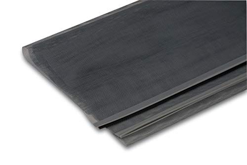 IRS 059067 - Rete di ricambio per zanzariera verticale 140 X 250 cm