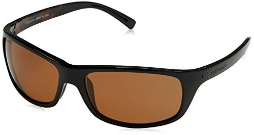 SERENGETI BORMIO SUNGLASSES (SHINY BLACK TORTOISE FRAME POLARIZED PHD DRIVERS LENS)