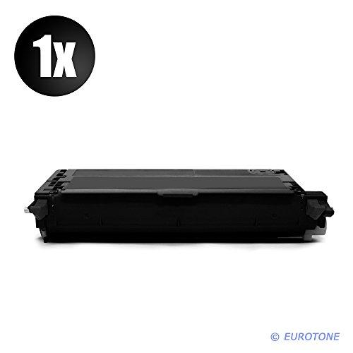 3115cn Drucker (Kompatibler Eurotone Drucker Toner für Dell 3110 CN 3110CN + 3115 CN 3115CN Black Schwarz XXL)