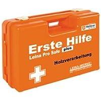 Erste Hilfe Koffer Leina Pro Safe plus Holz DIN 13169 Inhalt DIN 13169 mit branchenspezifischer Zusatzaustattung preisvergleich bei billige-tabletten.eu