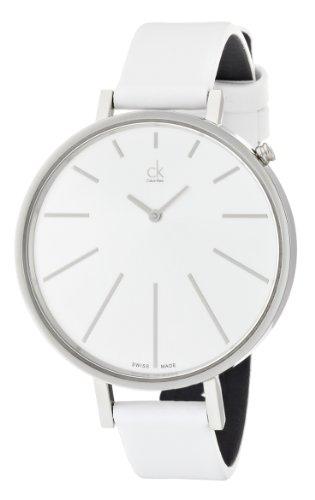 calvin-klein-montre-femme-equal-analog-cadrant-argent-bracelet-blanc