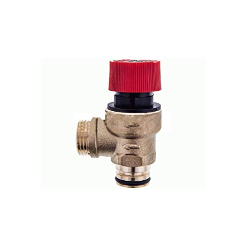 Valvula de seguridad Saunier isofast Metal cepo SAUNIER/_DUVAL AS0012923 Valvulas