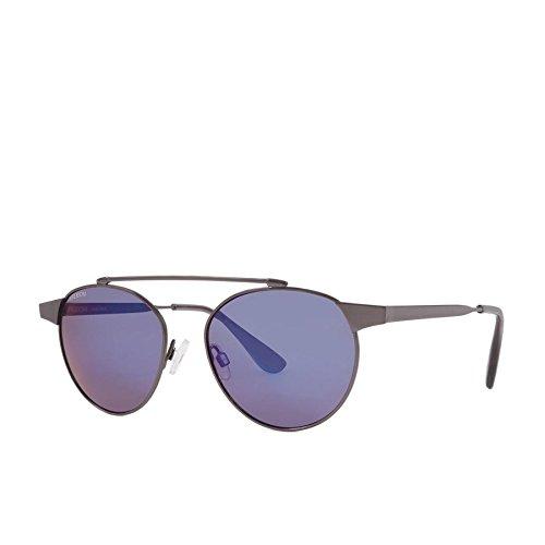 ac9885d504 Kreedom Sabotage Sunglasses One Size Gloss Gunmetal~blue Mirrored