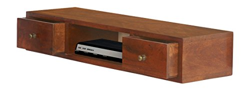 LifeEstyle  Console Wall Tv unit (Brown)