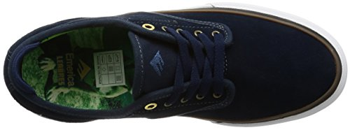 Emerica Wino G6 Navy Gum White, Chaussures de Skateboard Homme Bleu