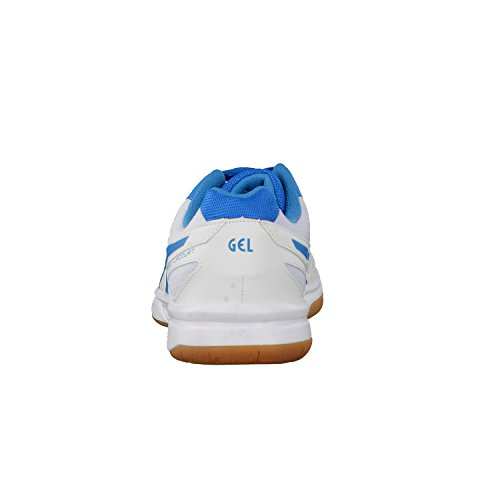 Asics Gel-Upcourt, Scarpe da Badminton Uomo Blue