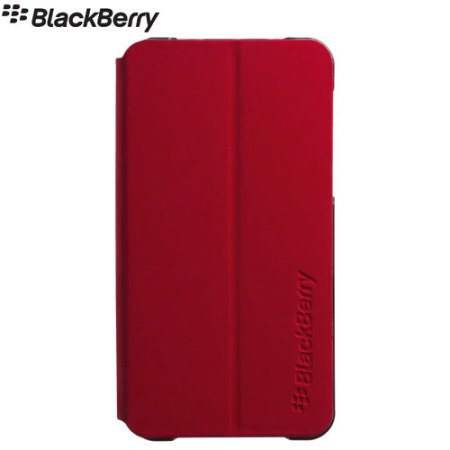 Blackberry Flip Shell red für Z10 Blackberry Z10 Flip Shell