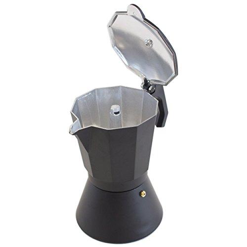 Deliat-Cafetire-italienne-galement-pour-induction-pour-3-6-9-ou-12-tasses