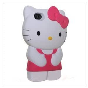 Color4u neu 3d hello kitty iphone h lle elektronik - Hello kitty fernseher ...