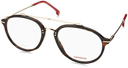 Carrera Brille (174 063) Acetate Kunststoff - Metall dunkel havana - gold