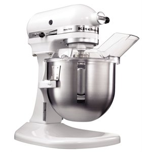 Kitchenaid 5KPM5 Planetary Food Mixer, 4.8 L, White
