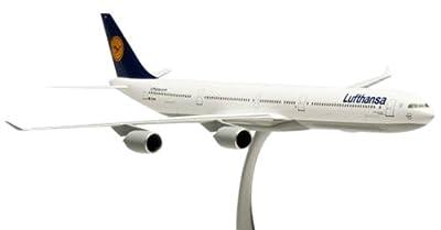 "HoganWings/Limox LH02 - Airbus A340-600 LUFTHANSA, Registrierung D-AIHA ""Nürnberg"", Maßstab 1:200 von Limox Wings"