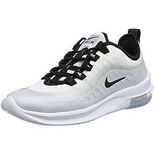 online retailer 011fe 6f5e9 Nike Air Max Axis Prem Zapatillas de deporte, Hombre, Multicolor  (Blanc/Negro