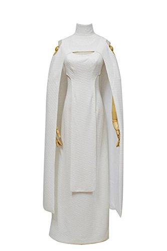Star Wars Sheltay Retrac Kleid Cosplay Kostüm für Erwachsene XXL