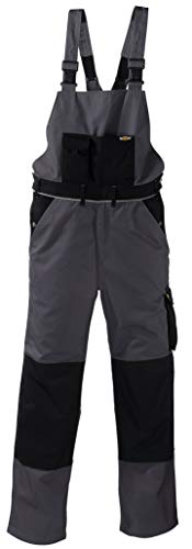 Texxor tela 3202-in-1pantaloni da lavoro con Cordura rinforzato, 60, grey