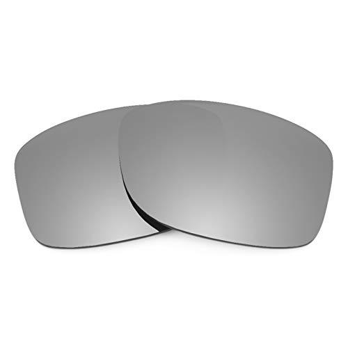 Revant Ersatzlinsen für Oakley Jupiter Squared Polarisierung Elite Titanium MirrorShield®