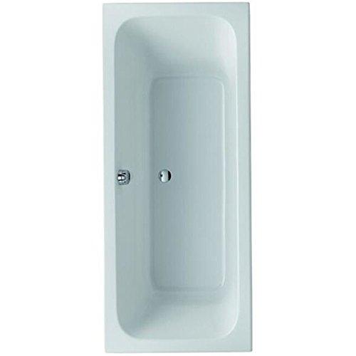 Keramag Badewanne Renova Nr. 1, 65739 190x80cm weiß(alpin) 657390000