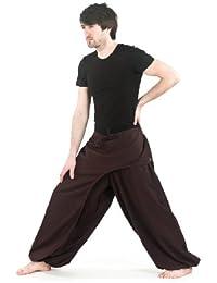 - Pantalon ethnik chic cache-tresors -