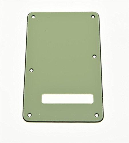 kaish Strat Backplate ST Tremolo-Cover Mint Grün 3-lagig Strat Backplate