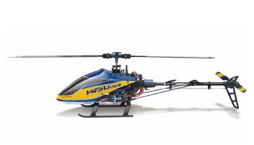 *Walkera 25126 – V450D03 450 CP Helikopter mit Devo 7 Hubschrauber*