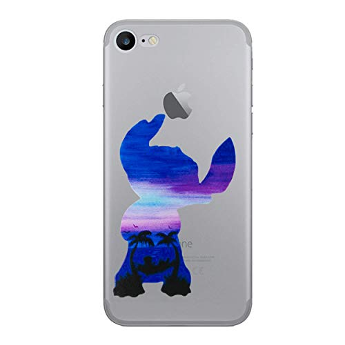 I-CHOOSE LIMITED Disney Aquarell Case Handyhülle für Apple iPhone 6 6S (4.7