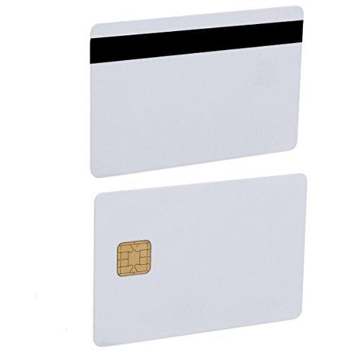 j2a040Java basierend Smart Card, JCOP 2140K EEPROM mit 3TRACK 12,7mm Magnetstreifen Java Chip