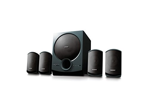 Sony SA-D10 4.1 Multimedia Speaker System (Black)