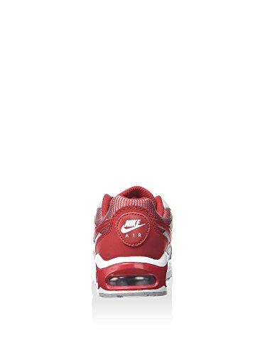 Nike - 579996-060, Scarpe sportive Bambino Bianco/Rosso