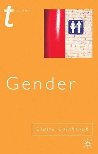 Gender (Transitions) by Claire Colebrook (2004-03-04)