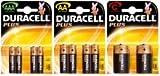 Duracell Sicherheitsbatterie-MN21 (8LR932) 12V im 1er Pack