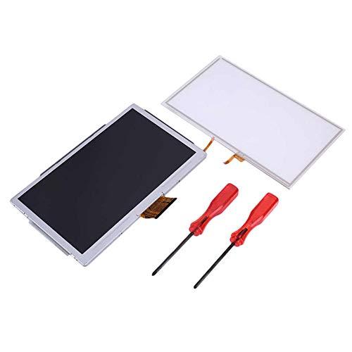 sparent Schutzfolie Zubehör Glas Digitizer mit Werkzeug Durable Repair Kit Ersatz High Performance für Nintendo U Gamepad ()
