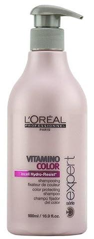 L'oréal - Shampooing Vitamino Color A-ox 500 Ml