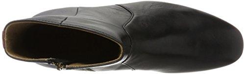 Aldo arly, Bottes Homme Noir (Black Leather)