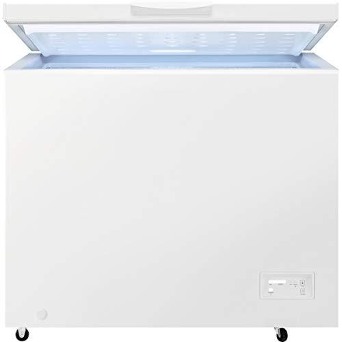 Imagen de Congelador Horizontal Zanussi por menos de 300 euros.