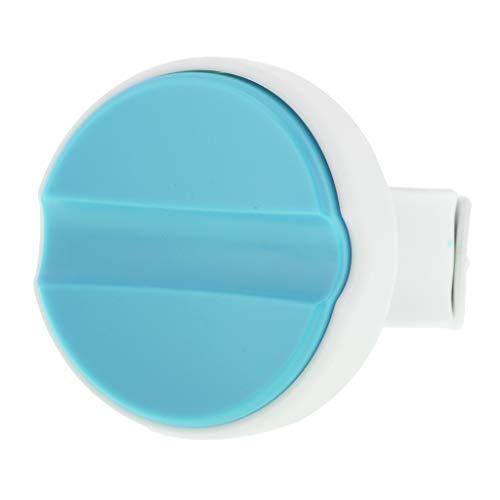 F Fityle Handgelenk Nadelkissen Nadel Nähnadel Pin Kissen Magnetisch Kunststoff - Blau (Pin Handgelenk Halterung)